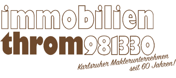 Logo - Immobilien Throm GmbH